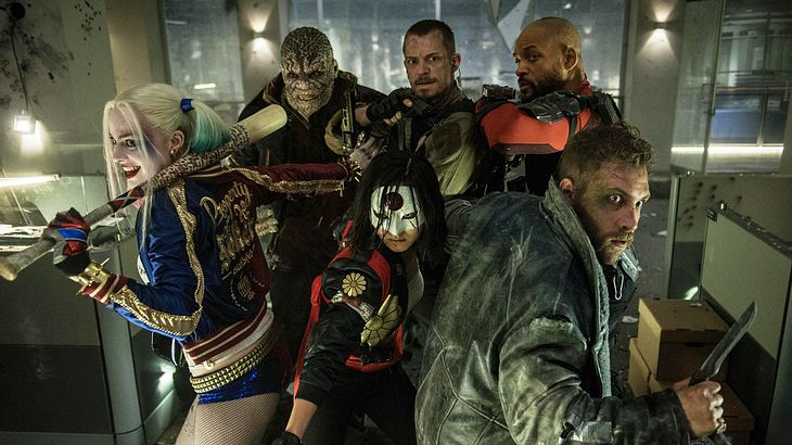 Suicide Squad 2: Drehtstart für die Fortsetzung in Planung