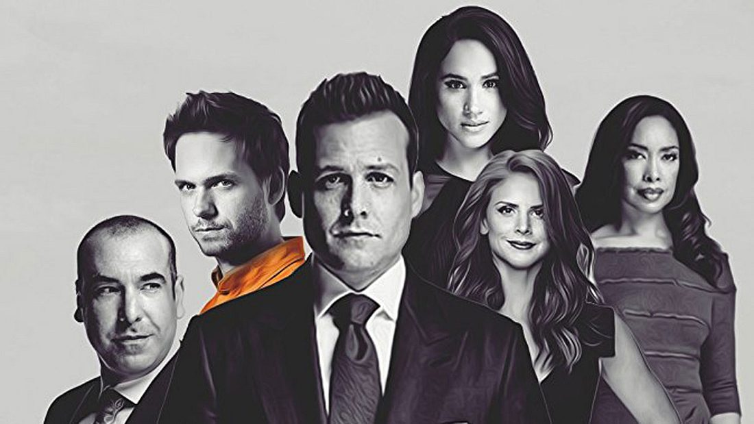 Suits Staffel 5 Netflix