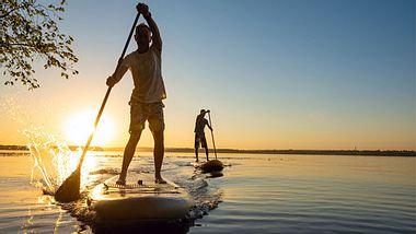 Stand Up Paddling: Die besten SUP Paddel im Vergleich