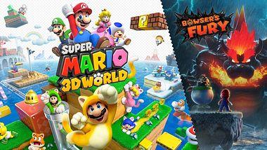 Super Mario 3D World + Bowsers Fury - Foto: Nintendo