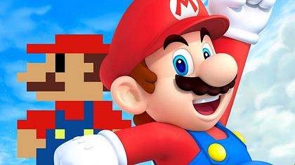 So alt ist Nintendos Videospiel-Charakter Super Mario - Foto: twitter/PlayNation