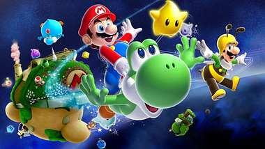 Super Mario Galaxy 2 - Foto: Nintendo