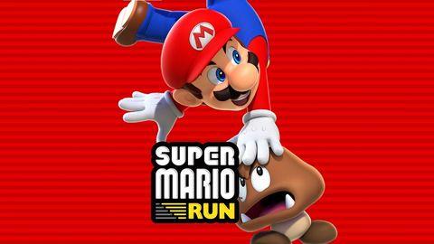 Super Mario Run erscheint im Dezember 2017 fürs Apple iPhone - Foto: Nintendo