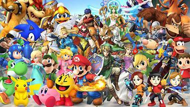 Super Smash Bros. kommt endlich für die Nintendo Switch - Trailer
