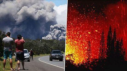 Alarmstufe Rot: Hawaii droht Supereruption