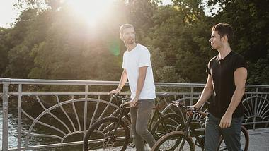 SUSHI Bikes unter der Lupe: Ein Männersache-Testbericht