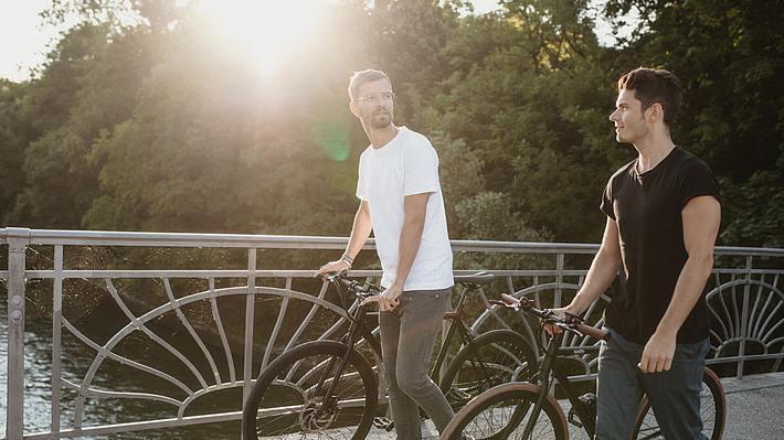 SUSHI Bikes - Foto: SUSHI Bikes/Dario Suppan