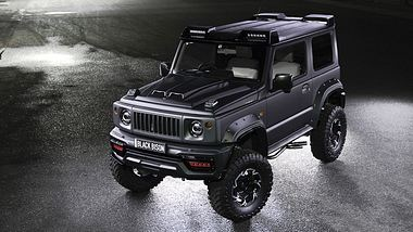 Suzuki Jimny Black Bison: So zornig ist das Mini-SUV