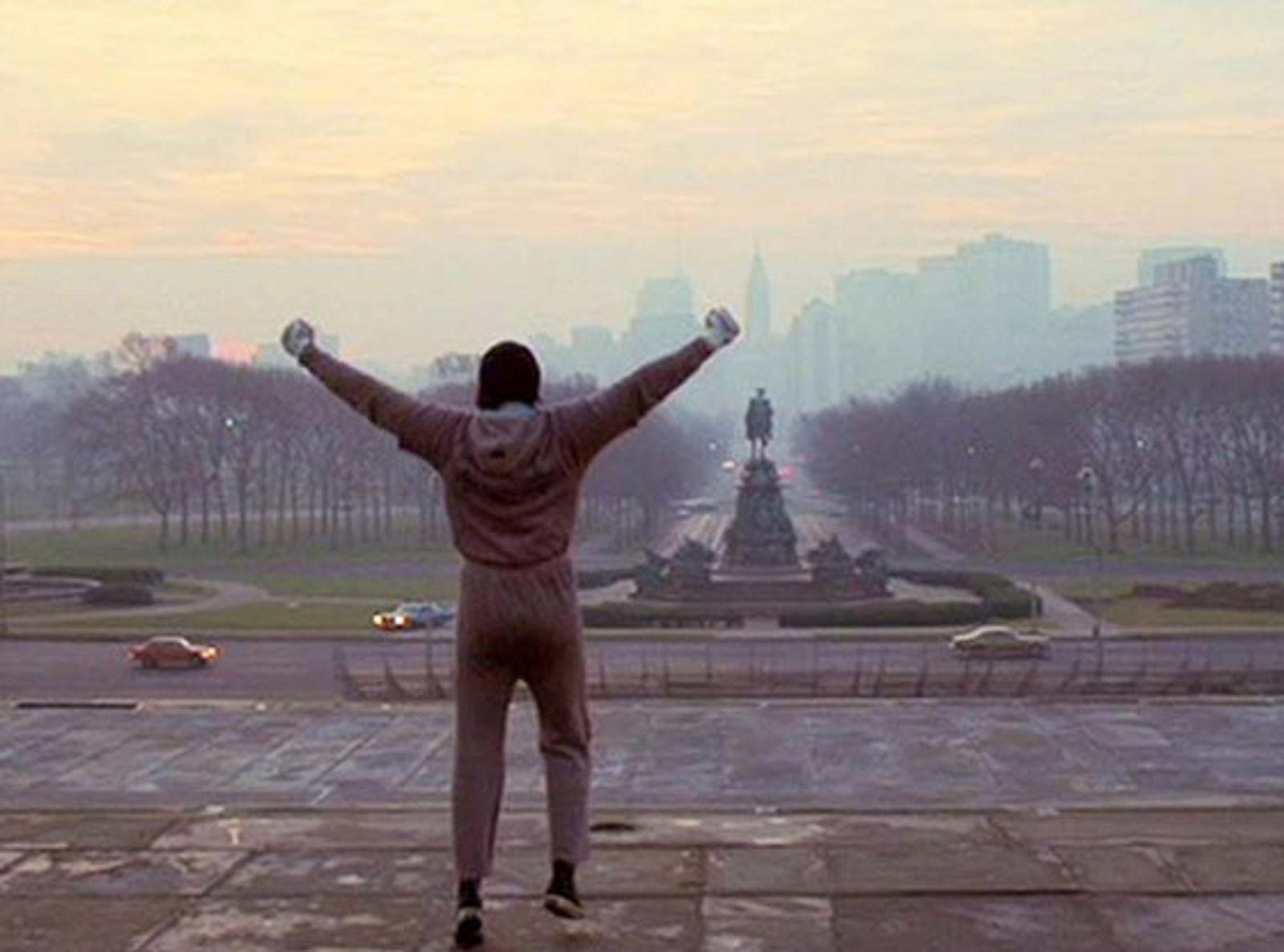 """Workout: So hart hat Sylvester Stallone für """"Rocky"""" trainiert"""