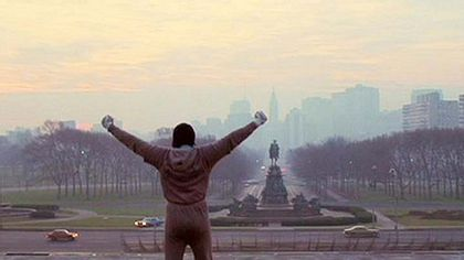Sylvester Stallone als Rocky - Foto: MGM