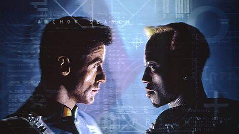 Sylvester Stallone und Wesley Snipes in Demolition Man - Foto: Warner Bros.