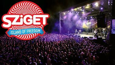 Sziget-Festival 2019 - Foto: Sziget Festival / iStock / simonkr (Collage Männersache)