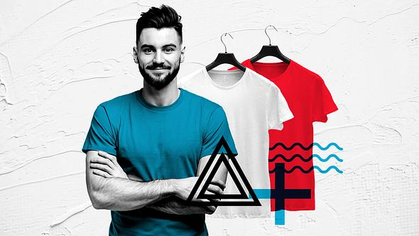 T-Shirt-Trends 2021: Das trägt Mann!