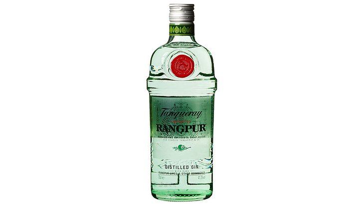 Tanqueray Rangpur Lime Distilled Gin