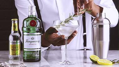 Tanqueray Gin - Foto: Tanqueray
