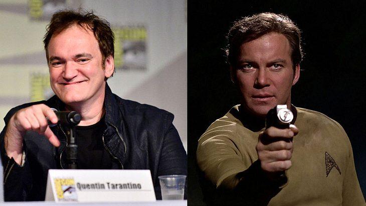 """Quentin Tarantino arbeitet an einem """"Star Trek""""-Film"""