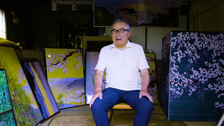 Dieser 77-Jährige malt Bilder mit Microsoft Excel