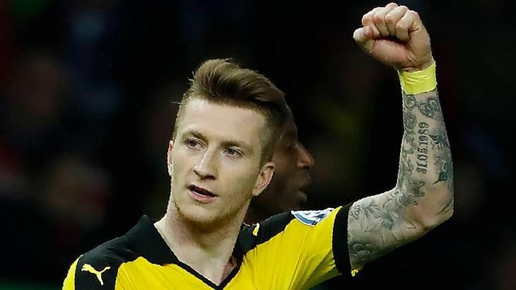 Professor will Tattoos in der Bundesliga abschaffen! Reus bald ohne Tinte?