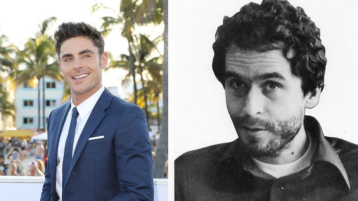 "Zac Efron wird den Serien-Killer Ted Bundy in ""Extremely Wicked"" spielen"