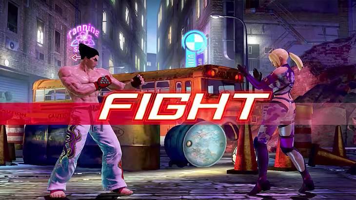 Tekken Mobile: Bandai Namco kündigt Smartphone-Ableger der Kampfspiel-Reihe an