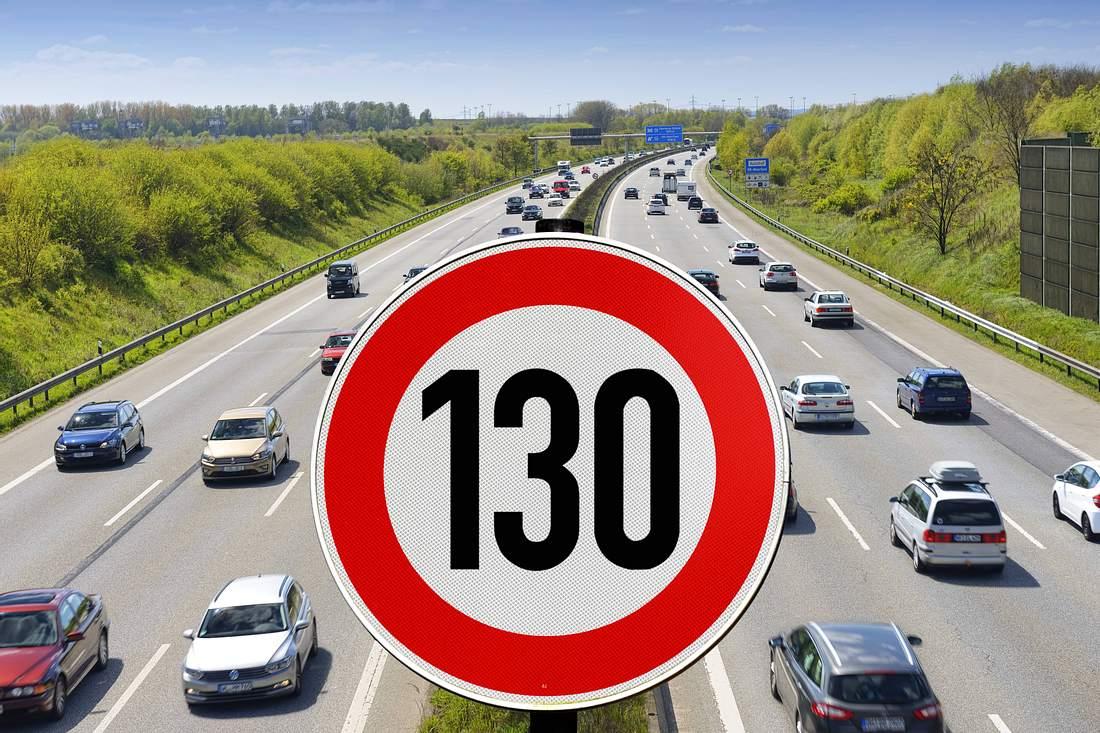 Tempolimit 130 auf der Autobahn kommt!
