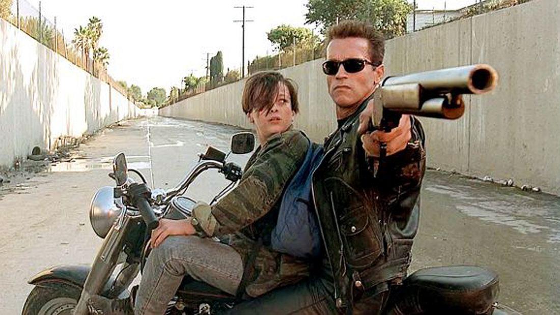 Terminator 2 kommt 2017 in 3D zurück