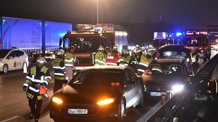 Tesla-Chef Elon Munk belohnt deutschen Autobahn-Helden