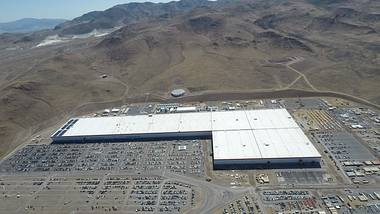 Elon Musk plant gigantischen Elektro-Club unter deutscher Tesla-Fabrik