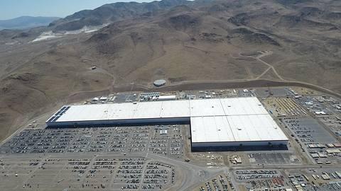 Tesla-Gigafabrik - Foto: iStock / Joshua McDonald