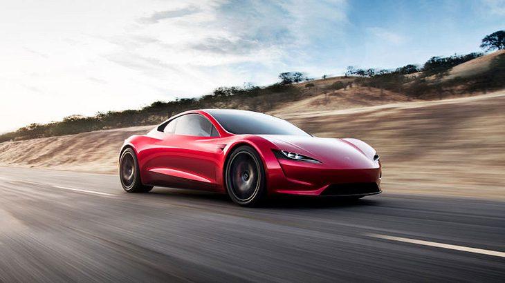 Der neue Tesla Roadster