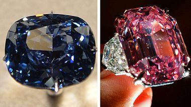 Die teuersten Diamanten der Welt