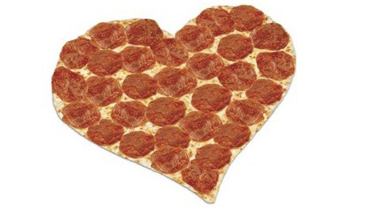 Teuerste Pizza der Welt: For Lovers