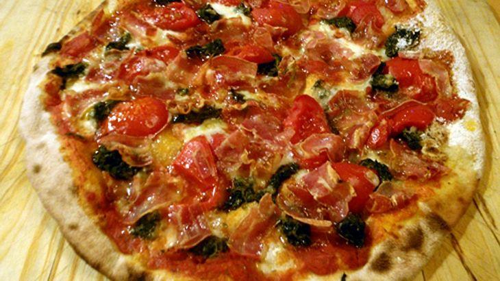 Teuerste Pizza der Welt: Maze, London
