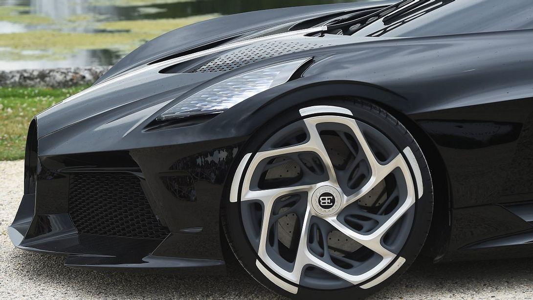 Das teuerste Auto der Welt ist von Bugatti - Foto: Frederic Stevens/Getty Images
