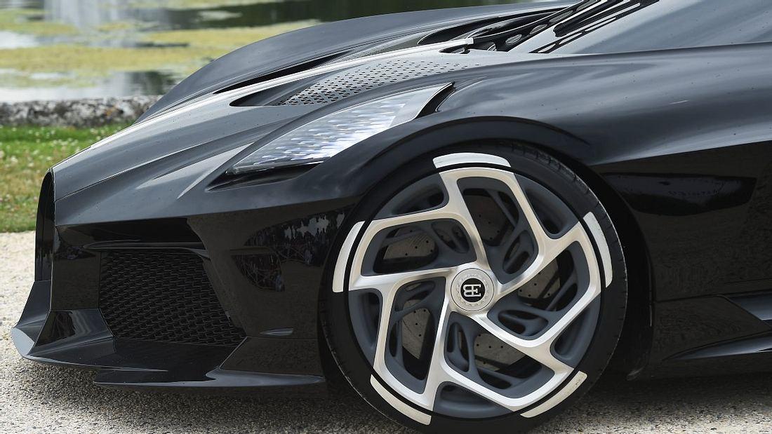 Das teuerste Auto der Welt ist von Bugatti