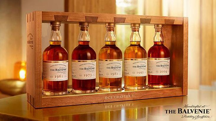 The Balvenie Single Malt Whisky Secrets of the Stock Model
