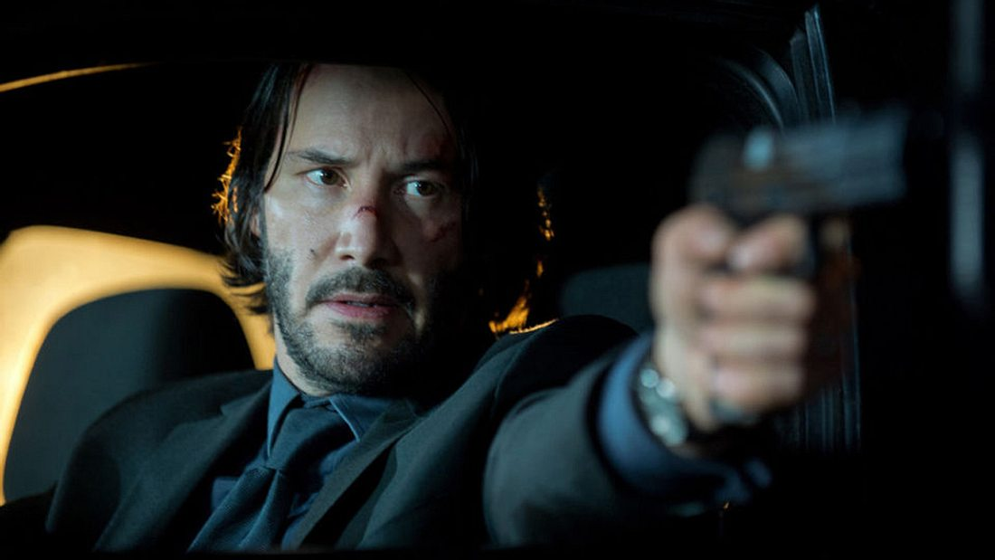 The Continental: John Wick-Spin-off mit Keanu Reeves