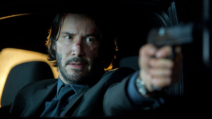 """The Continental: """"John Wick""""-Spin-off mit Keanu Reeves"""