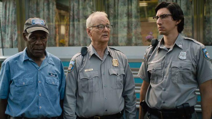 """Danny Glover, Bill Murray und Adam Driver in """"The Dead Don't Die"""""""