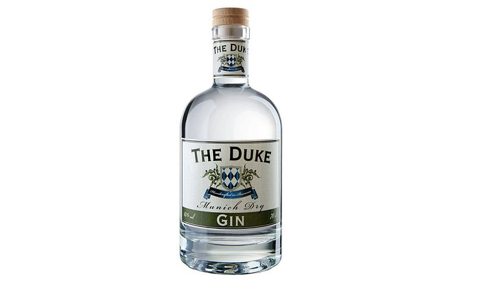 The Duke Dry Munich Dry Gin Bio