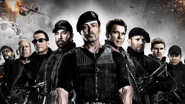 """The Expendables"" bald ohne Sylvester Stallone?"