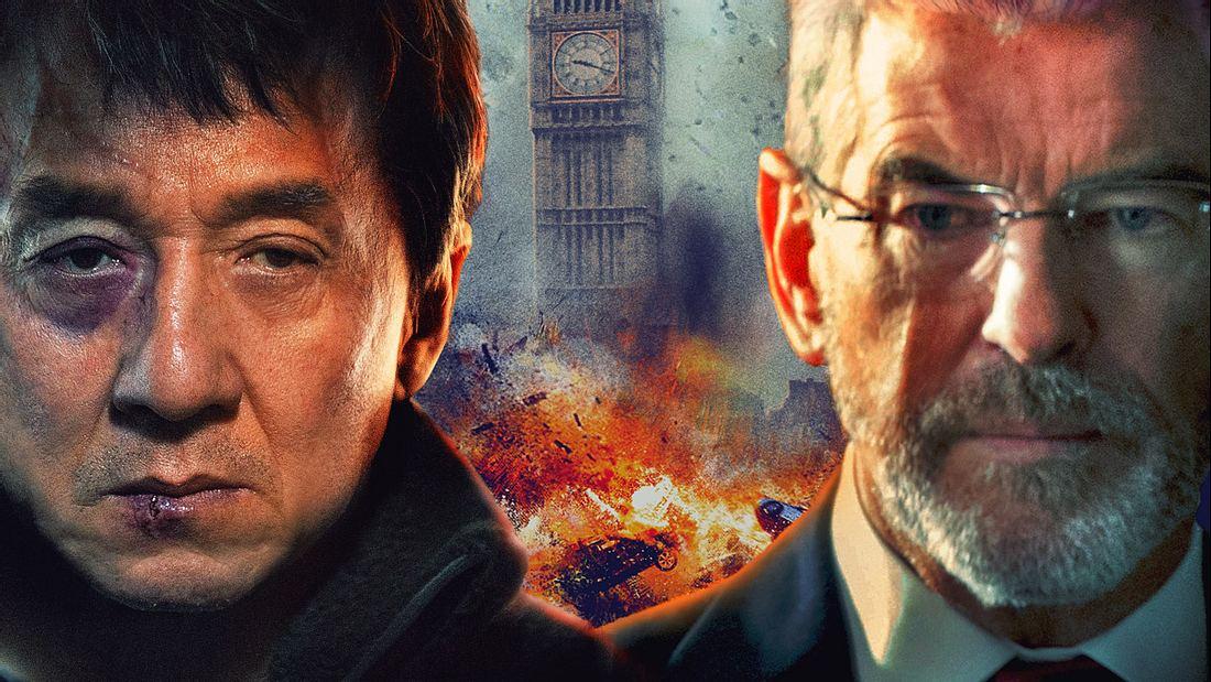 The Foreigner: Im neuen Actionstreifen heizt Jackie Chan Pierce Brosnan ein