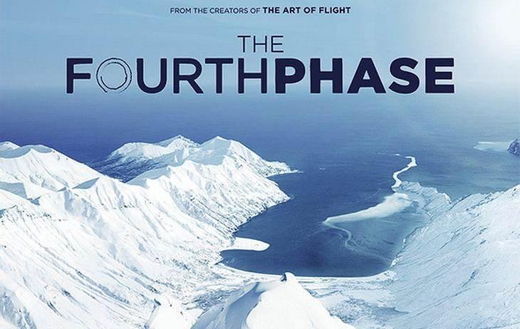 """In """"The Fourth Phase"""" brechen Travis Rice und seine Crew zu einem spektakulären Filmabenteuer auf!"""