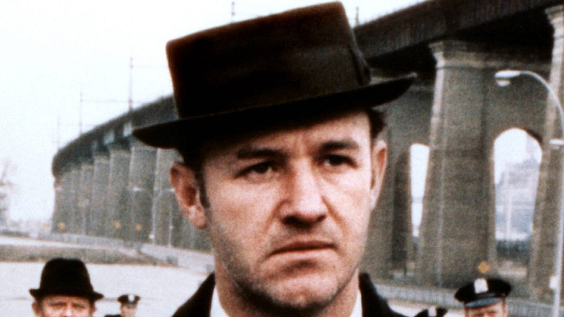 The French Connection: Gene Hackman 1971