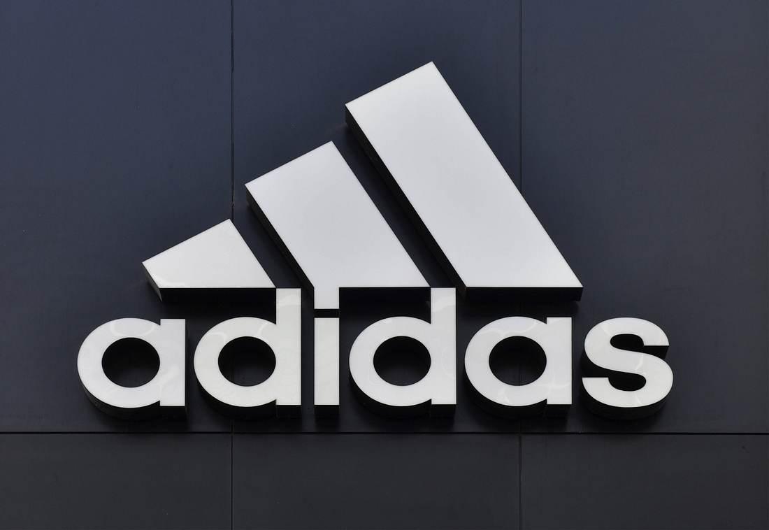 Logo von adidas