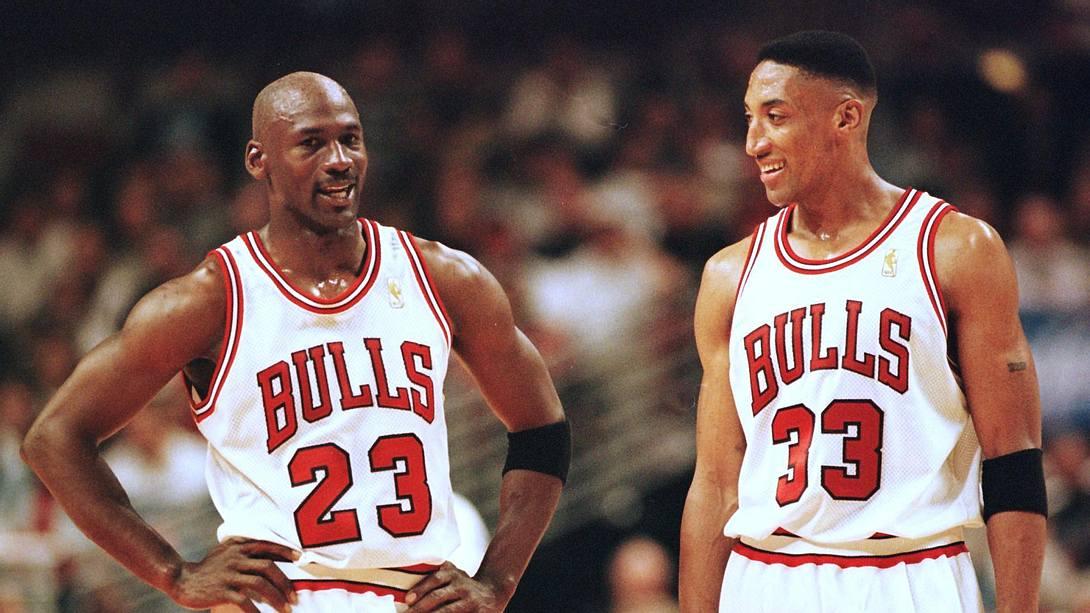 The Last Dance: Neue Netflix-Doku über Michael Jordan und die Chicago Bulls