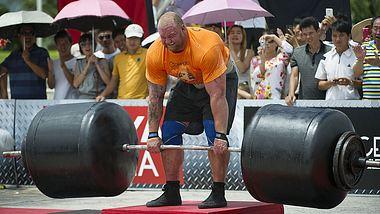 Game of Thrones-Star: Neuer Weltrekord im Gewichtheben