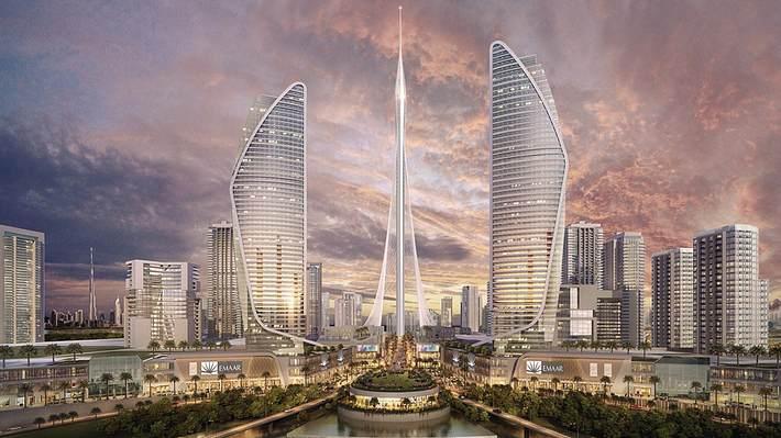 The Tower: Das hier wird das größte Gebäude der Welt - Foto: MR.GOODLIFE LLC
