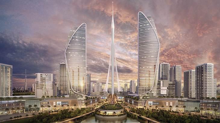 The Tower: Das hier wird das größte Gebäude der Welt
