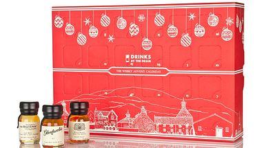 Der Whisky-Adventskalender von Drinks by the Dram. - Foto: drinksbythedram